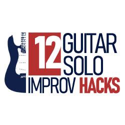 12 Guitar Solo Improv Hacks course image