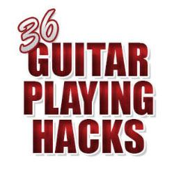 36 Guitar Playing Hacks course image