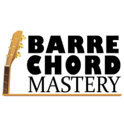 Barre Chord Mastery course image