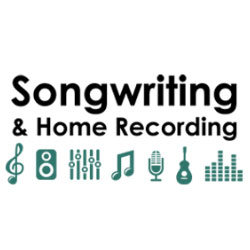 Songwriting & Home Recording course image