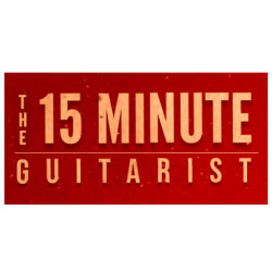 The 15 Minute Guitarist course image