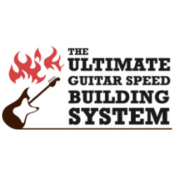 The Ultimate Guitar Speed Building System course image
